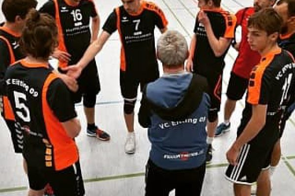 Herren I: Holpriger Start in die Saison