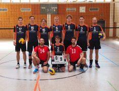 VC Eitting 09 - Herren 1 - Mannschaftsfoto