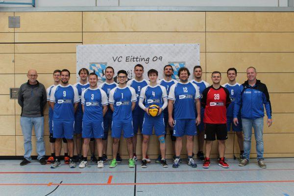 Herren II: Gastspiel in Deggendorf