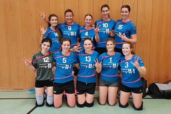 Sieg für die Damen in Vilsbiburg